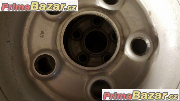 Plech. Disky  Volkswagen 7H0601027D 5x120 6.5jx16 et51