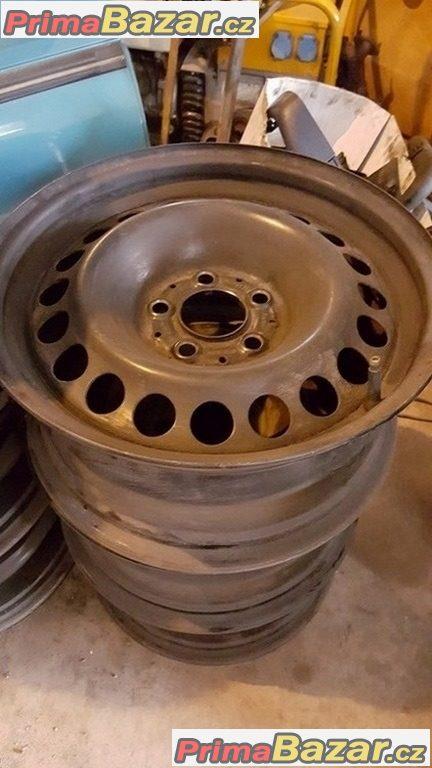 3xplechove disky Mercedes 5x112 7jx16H2 et31 c.d.2034001602