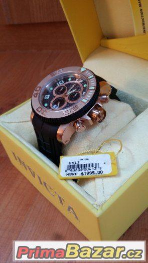 a99a9312e Pánské hodinky Invicta Sea Hunter 0416, Brno-město, sbazar, avízo, bazoš