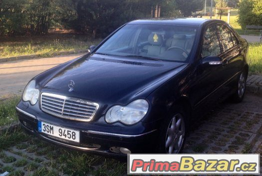 Pujcim mercedes c240 elegance praha sbazar av zo bazo for Mercedes benz c240 tune up