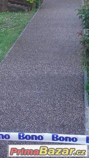 epoxid na kamenný koberec