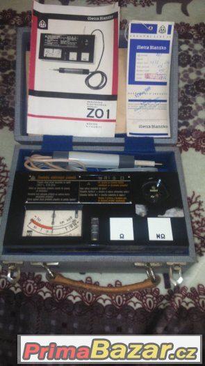 Zkoušečka Elektrického nařadí