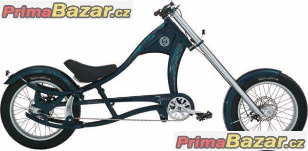 Koupím chopper bike Schwinn Sting Ray SPOILER...