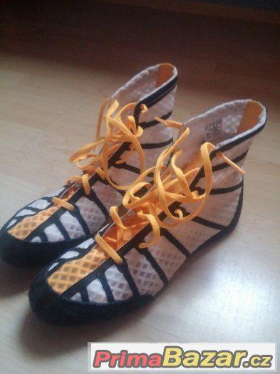 Boxerská obuv adidas adizero 765931b6762