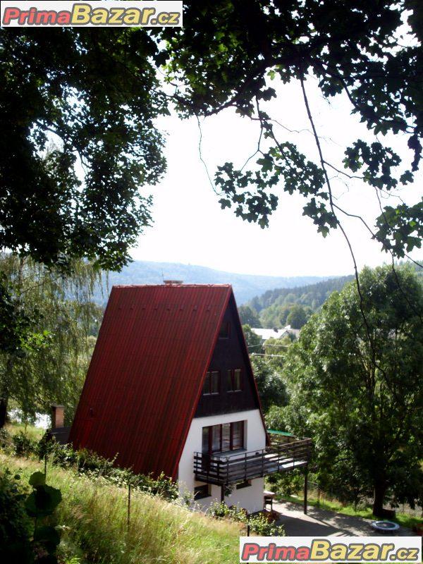 Pronájem chaty v Jeseníkách