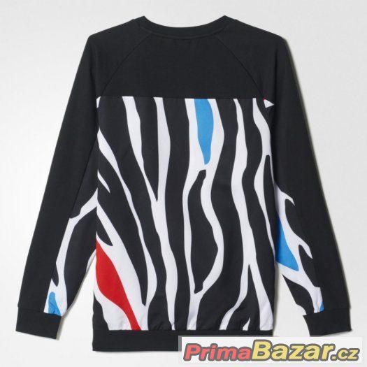 Dámská mikina Adidas Zebra bc4609e8993