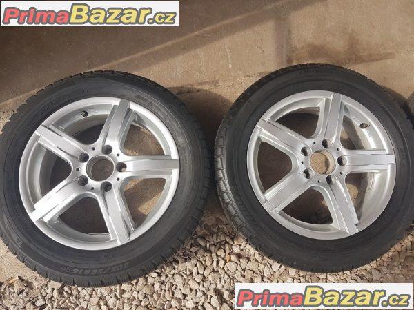 Mercedes 5x112 6jx16 et46