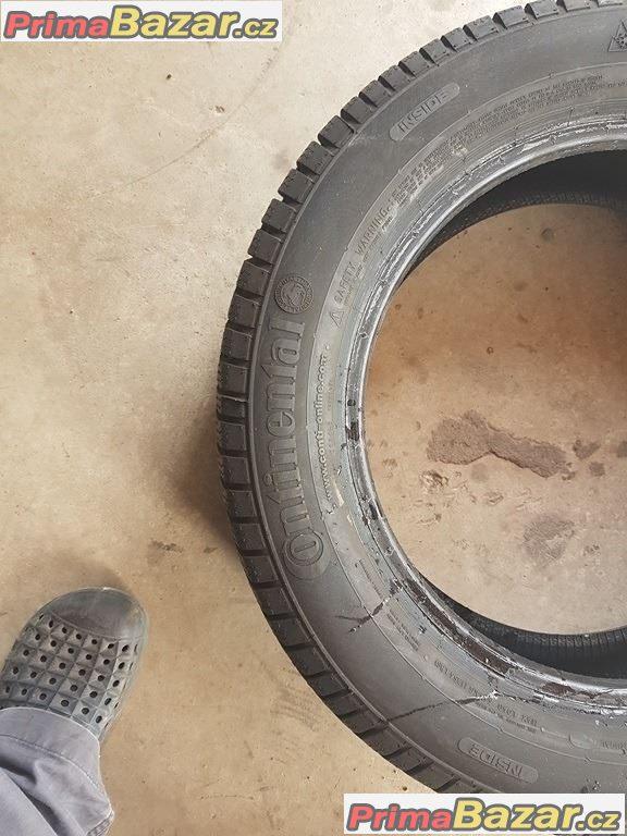 1x pneu zimni Continental conti Winter Contact TS830P dor4514