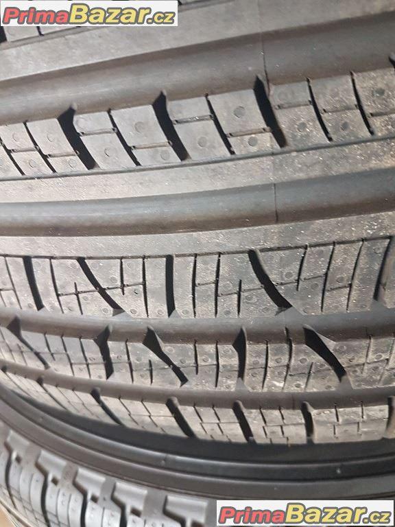 nové, nepoužité pneu Pirelli Scorpion Verde 255/55 r20 110Y
