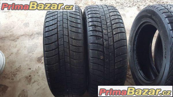 2x pneu Michelin Alpin 16 215/60 r16