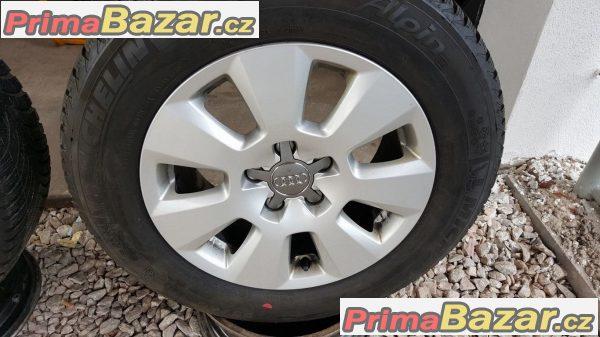 3x Audi 460601025 5x112 7.5jx16H2 et37