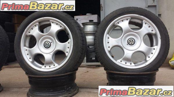 VW 4x100 7.5jx16 et35
