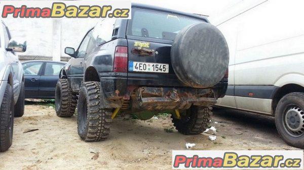 super offroad Opel Frontera 2.5 V6i 170 PS