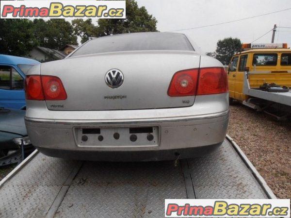 na díly VW Phaeton 5.0 V10 TDi 4motion