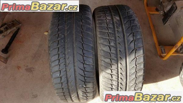 2x pneu Semperit letní 195/50 r15 82V