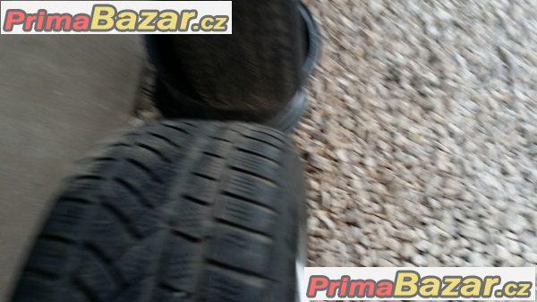 BMW 5x120 7jx15 et38 pneu Continental 195/65 r15