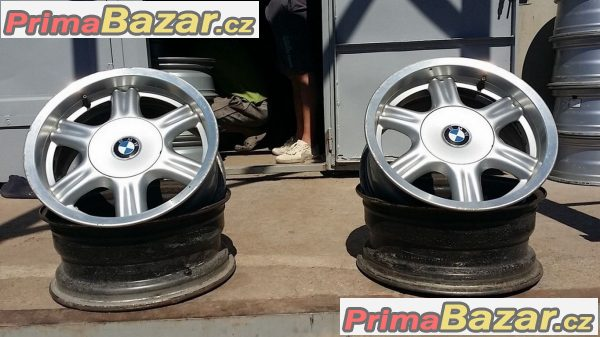 BMW E20 5x120 7jx15H2 c.d.1181480 r15