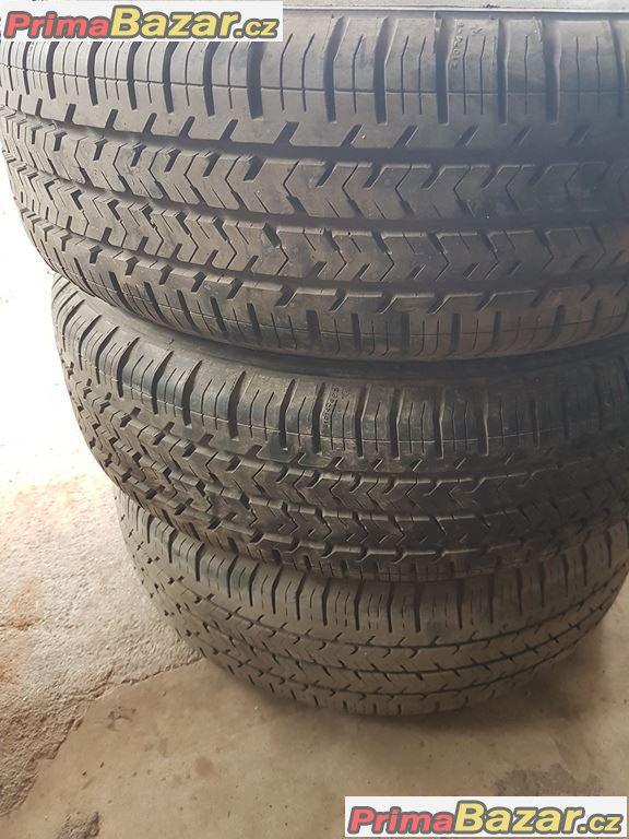 3xplechovy disk Citroen Peugeot Berlingo pne Michelin Agilis 175/65 r14C