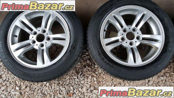 BMW 3401200 X3 E83 styling 112 5x120 8jx17 is46