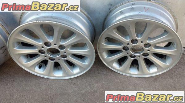 BMW K1 Borbet 5x120 6.5jx16 is42