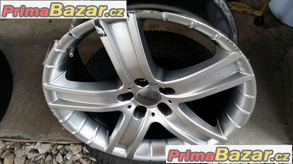 Rial Toyota 5x114.3 8jx18H2 et45