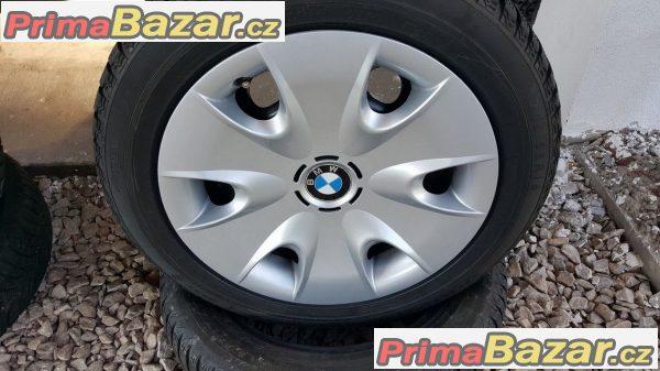 Plechove disky  BMW s poklicema 5x120 7jx16 is44 is34 is31