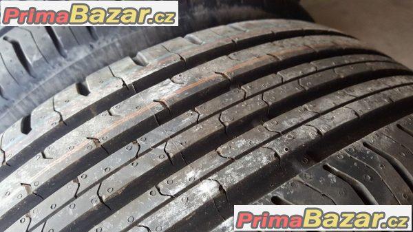 Nové, nepoužité pneu Continental ContiEcoContact 5 dot1015