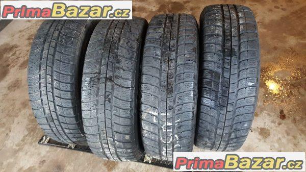 4x pneu Michelin Pilot Alpin zet 195/65 r15