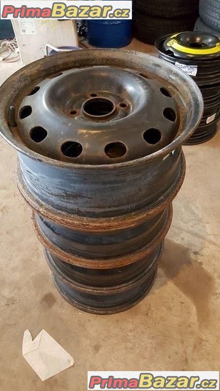 Plechove disky  4x108 6jx15 et49