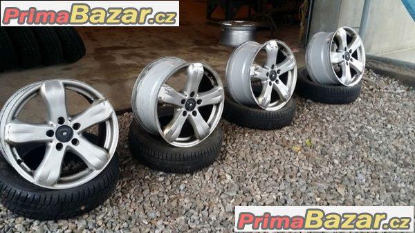 Mercedes 5x112 8jx17 et35  r17