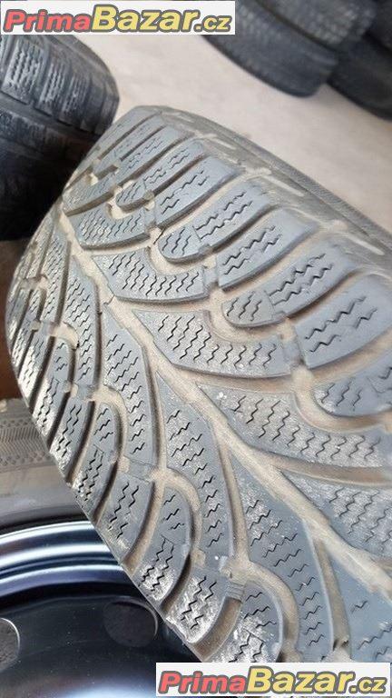 Plechove disky  Škoda VW 5x100 600601027M 6jx15 et38