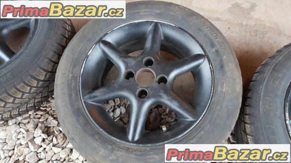 Opel 4x100 6jx14 et35