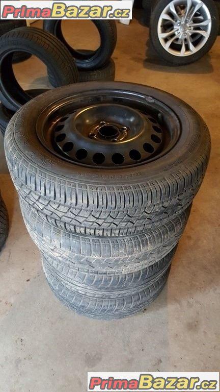 Plech. Disky Opel 4x100 6jx15 et49