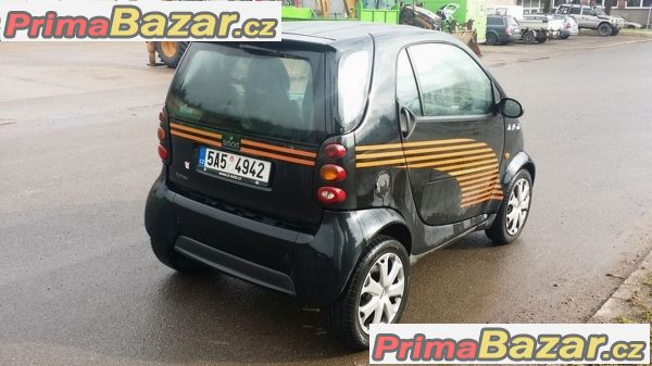 Smart Fortwo Coupe 0.7  45kW