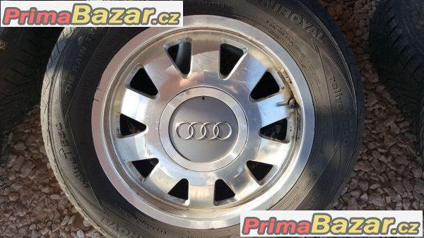 Audi 4B0601025J letni 80% vzorek 5x112 6jx15 et45