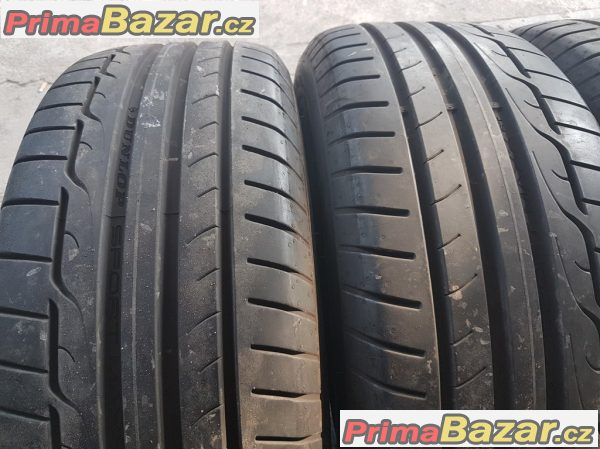 6xpneu Dunlop Sport Maxx RT 235/55 r19 101W dot1915