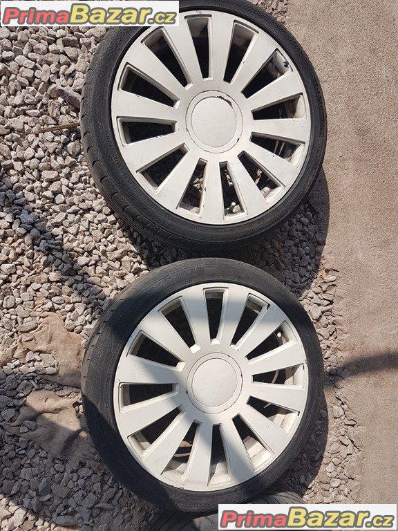 Sada Ricambio 1600LBS 5x112  a 5x100 8jx18 et35