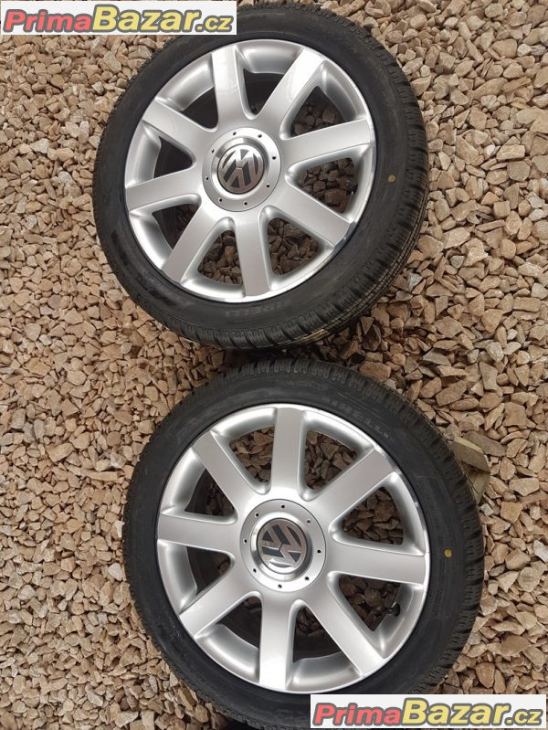 nová vyvážená sada VW Golf Touran 1K0601025N 5x112 6jx17 et48.5