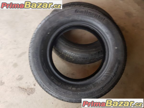 4x nové pneu Continental Conti PremiumContact 2 10 175/70 r14 84T