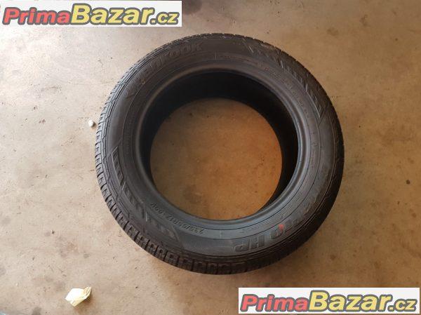 4x nové nepoužité pneu Hankook Dynapro HP 235/55 r17