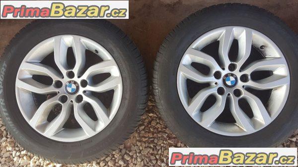 Sada BMW 6787576 5x120 7.5jx17 is32