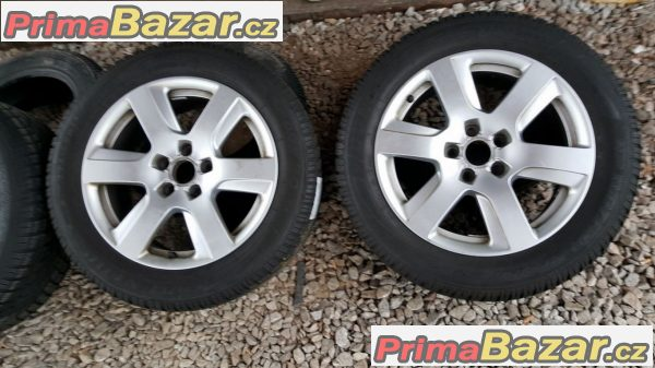 Audi germ. 4G0601025L 12 pneu 70% 5x112 7.5jx17 et37