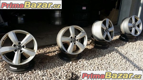 Mega wheels RS6 5x112 7.5jx17 et35  r17