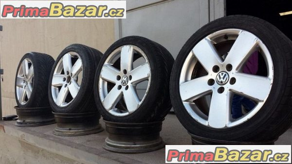 VW Sports 5x112 7.5jx17 et47