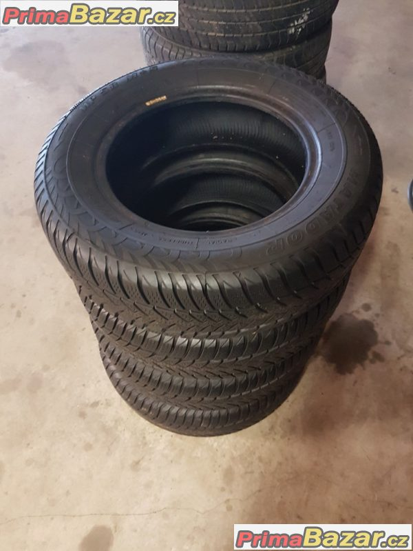 4x pneu 50% vzorek Matador MP58 175/70 r13
