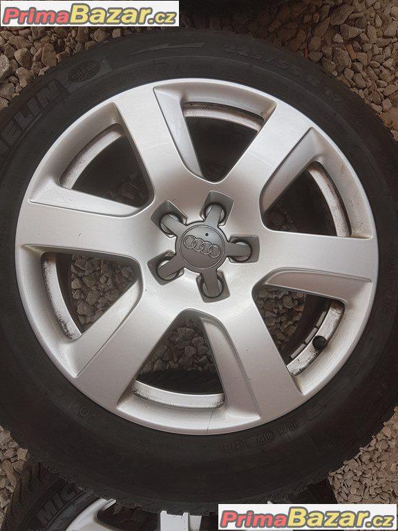 sada Audi r17 pneu 40% 4G0601025L 5x112 7.5jx17 et37
