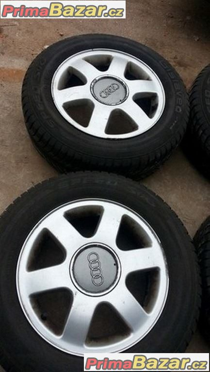 Audi germ. 5x100 6jx15 et38