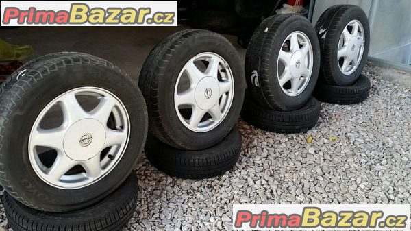 GM Opel  5x110 6jx15x52.0 c.d.USA260467