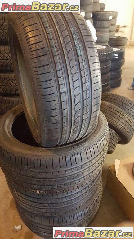 4x nové, nepoužité Pirelli P Zero Rosso 275/40 r20