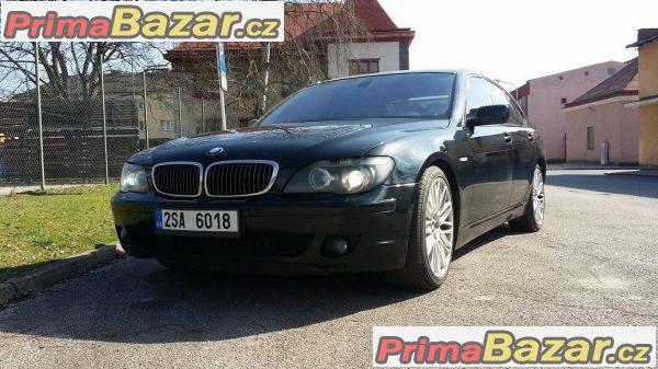 BMW 745d-242kw,spotreba 8-10l,2;006
